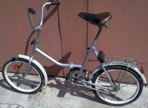 велосипед десна ссср