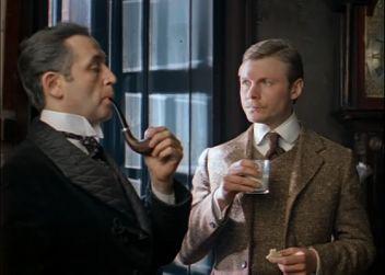 Холмс советский знакомство шерлок