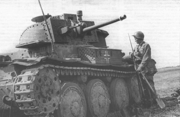 Начало Великой Отечественной войны в фотографиях